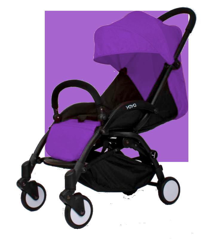 Фиолетовая YOYA Premium