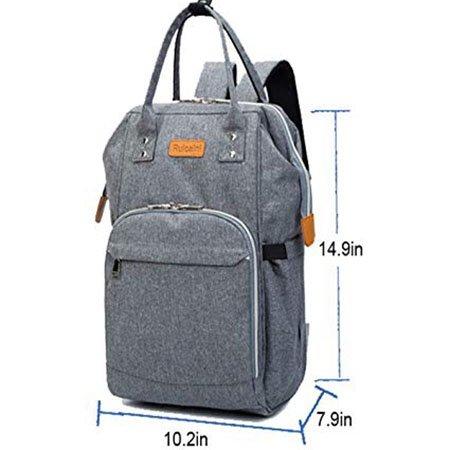 Большая сумка для коляски с термоотделами - 890 грн