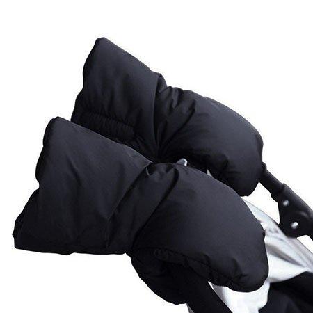Рукавички с липучками - 450 грн